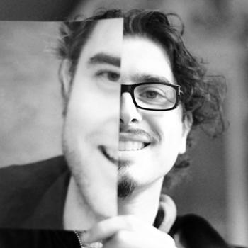 Julien et Robert Pattinson